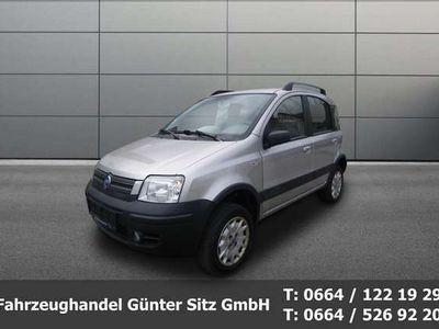 gebraucht Fiat Panda 4x4 1,3 16V JTD Multijet Limousine
