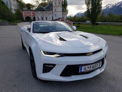 gebraucht Chevrolet Camaro V8 Cabrio mit Vollausstattung 2 Jahre Garantie