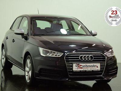 gebraucht Audi A1 Sportback 1,0 TFSI intense / LED / MFL / Tempomat intense