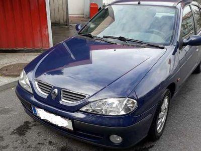 gebraucht Renault Mégane Expression 1,9 dTi