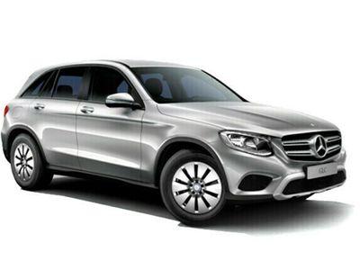 gebraucht Mercedes E250 GLC d 4MATIC Aut.