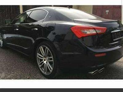 gebraucht Maserati Ghibli Limousine