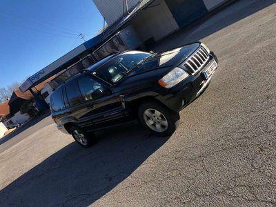 gebraucht Jeep Grand Cherokee 2,7 CRD SUV / Geländewagen