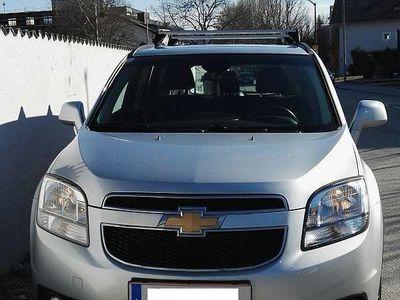 gebraucht Chevrolet Orlando KL1Y Kombi / Family Van