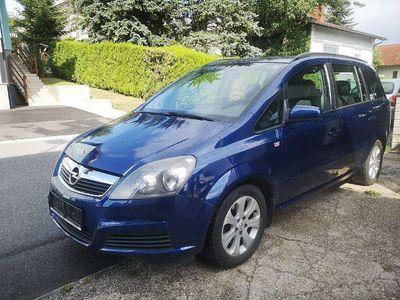 used Opel Zafira Style 1,9 CDTI Kombi / Family Van,