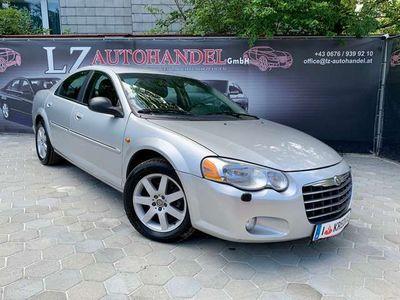 gebraucht Chrysler Sebring 2,7 LX Aut. Limited   KLIMA A.   PDC HI.   PICKERL
