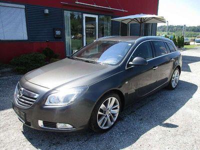 gebraucht Opel Insignia ST 2,0 Cosmo CDTI DPF Allrad Start/Stop System Kombi / Family Van