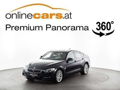 gebraucht BMW 430 Gran Coupé d xDrive Luxury Line Aut. S-DACH RADAR