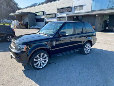 gebraucht Land Rover Range Rover Sport 3,0 TdV6 SE DPF