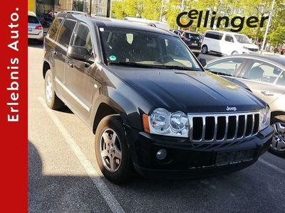 gebraucht Jeep Grand Cherokee Limited