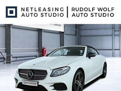 gebraucht Mercedes 450 E-Klasse Cabriolet E4MATIC Aut., 367 PS, 2 Türen, Automatik