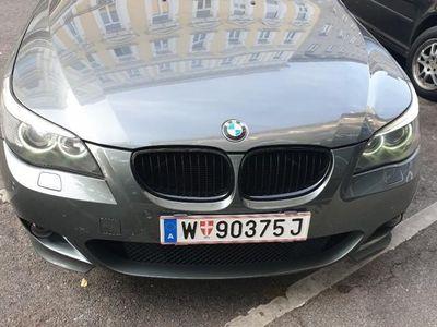 gebraucht BMW 530 5er-Reihe (E60) Österreich-Paket Aut. ÖAMTC p.