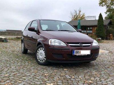 gebraucht Opel Corsa -C / BB11 / 1,2 Klein-/ Kompaktwagen
