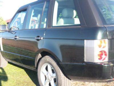 gebraucht Land Rover Range Rover 3.0 TD SUV / Geländewagen,