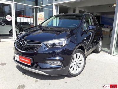 brugt Opel Mokka X 1,4 Turbo Innovation Start/ Stop System SUV / Geländewagen,