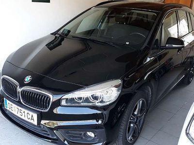 gebraucht BMW 218 2er-Reihe d Automatik / 7-Sitzer / LED / Navi Kombi / Family Van