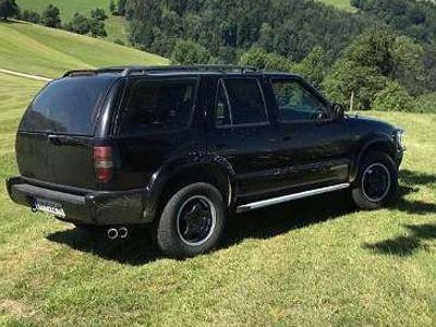 gebraucht Chevrolet Blazer 4.3 V6 SUV / Geländewagen