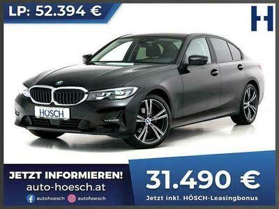 gebraucht BMW 320 d Advantage Aut.