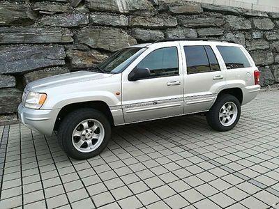 gebraucht Jeep Grand Cherokee 2.7 CRD Overland SUV / Geländewagen