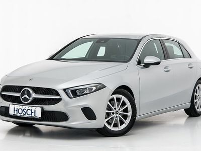 gebraucht Mercedes A180 A-KlasseProgressive Line Aut LP: 37.746,-€, 116 PS, 5 Türen, Automatik