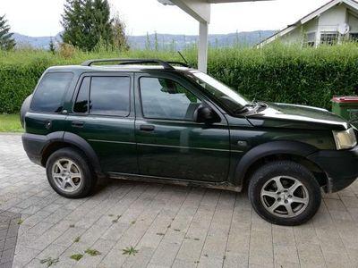gebraucht Land Rover Freelander Station Wagon XS 2,0 Td4