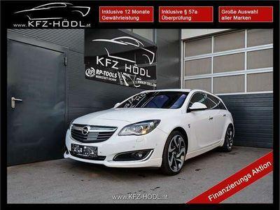 gebraucht Opel Insignia ST 1,6 SIDI Turbo Ecotec Cosmo Aut.