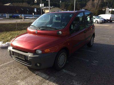 gebraucht Fiat Multipla TOP FAMILY - VAN Kombi / Family Van,