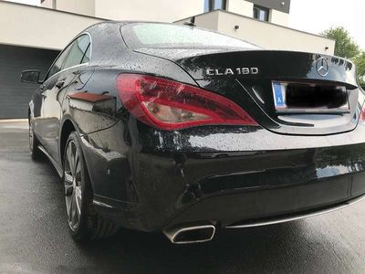 gebraucht Mercedes CLA180 Coupé Sportwagen / Coupé,