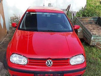 used VW Golf Klein-/ Kompaktwagen,