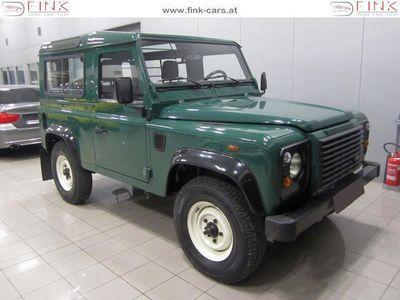 """used Land Rover Defender 90"""" Station Wagon SE 2,5 Td5 Klima!"""