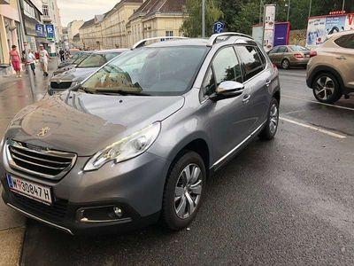 brugt Peugeot 2008 1,6 eHdi SUV / Geländewagen,