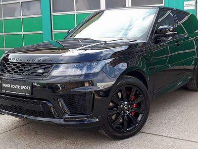 gebraucht Land Rover Range Rover Sport P400e PHEV Plug-in Hybrid HSE... SUV / Geländewagen