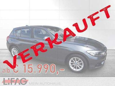 gebraucht BMW 116 116 i Advantage *ab € 15.990,-*