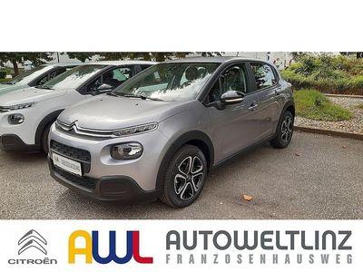 gebraucht Citroën C3 PureTech 82 S&S 5-Gang-Manuell Feel Limousine