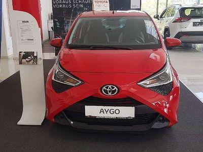 gebraucht Toyota Aygo 10 VVT-i x-play