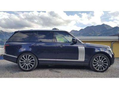 gebraucht Land Rover Range Rover Autobiography