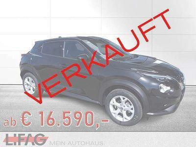 gebraucht Nissan Juke DIG-T 117 Acenta *ab € 16.590-*