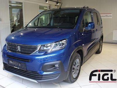 gebraucht Peugeot Rifter 1,5 BlueHDI 130 S&S Allure