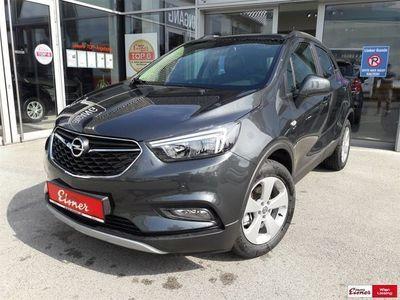 gebraucht Opel Mokka X 1,6 CDTI ecoflex Edition Start/Stop System Sport Utility Vehicle