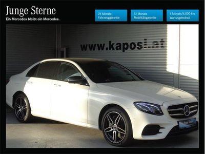 gebraucht Mercedes E220 4MATIC Limousine Austria Edition