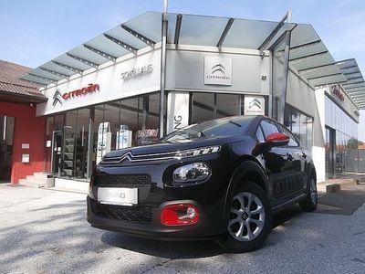 gebraucht Citroën C3 PureTech 82 5-Gang-Manuell Feel Feel