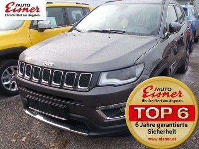 gebraucht Jeep Compass MY19 2.0 MJ Limited