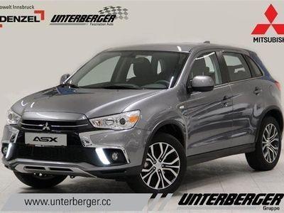 gebraucht Mitsubishi ASX 1,6 DI-D LP 4WD Inform Plus 18