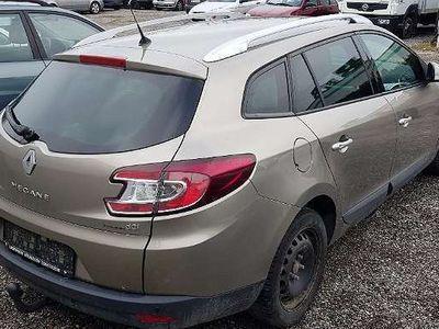 gebraucht Renault Mégane GrandTour Dynamique dCi Low Emission 110 DPF Kombi / Family Van