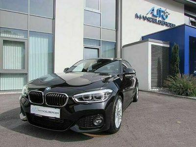 gebraucht BMW 116 d M Sport, LED, Leder, Navi, Hochglanz Schadow - L