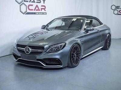 gebraucht Mercedes C63 AMG AMG S Cabrio *BURMESTER*PERFORMANCE AGA*360°*