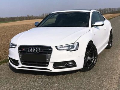 gebraucht Audi A5 S5 Coupé 3.0 TFSI V6 T quattro Vollausstattung Sportwagen / Coupé