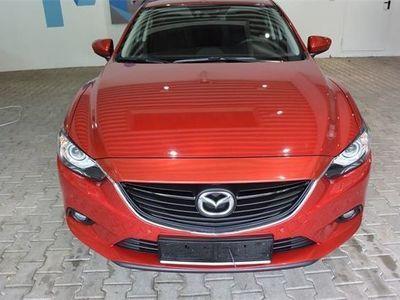 gebraucht Mazda 6 CD150 Attraction Aut.