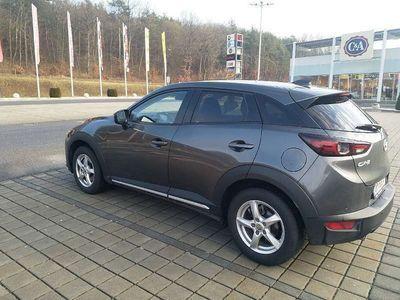 gebraucht Mazda CX-3 CX 3/G121/AT/Takumi Plus SUV / Geländewagen