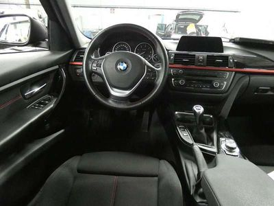 gebraucht BMW 320 3er-Reihe d Touring EfficientDynamics Sport Line MEGA PREIS! Kombi / Family Van